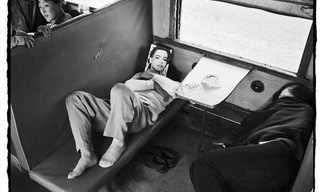נוסעי הרכבת - תיעוד אנושי מרתק מסין!
