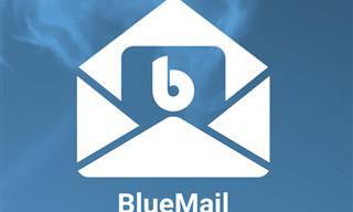 אפליקציית BlueMail: הכירו את האפליקציה שתסדר לכם את המיילים בתיבות השונות