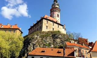 מסלול לטיול בן 8 ימים ברחבי צ'כיה