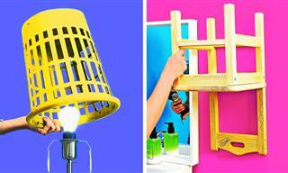 26 רעיונות מדליקים לעיצוב הבית בסטייל בלי לרוקן את הארנק