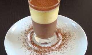 מעדן קרם שוקולד - מתכון קל, קינוח נפלא!