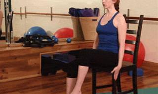 7 תרגילים פשוטים לחיזוק השרירים בכל גיל
