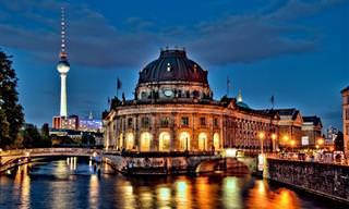 15 האטרקציות השוות והיעדים היפים והמרתקים ביותר בברלין