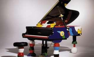 פסנתרי כנף בעיצובים מדהימים!