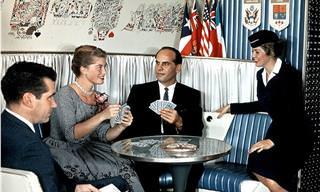 הטיסות מעוררות הנוסטלגיה של שנות ה-50 יזכירו לכם נשכחות