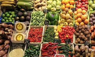 מדריך לאופן וזמן אחסון מומלצים למגוון מזונות