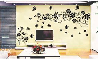 אוסף שבלונות להדפסה לקישוט קירות הבית