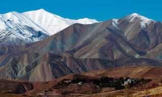 נופי הטבע הנסתרים של איראן
