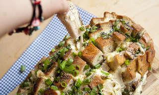 מתכון מנצח לקוביות לחם עם גבינה