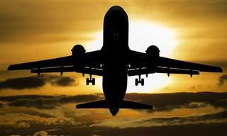 כך תמנעו את תחושת אי הנוחות במהלך טיסה...