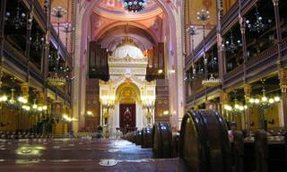 6 בתי הכנסת הגדולים ביותר בעולם