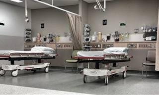 מצלמות בבית החולים - בדיחה קצרה וחזקה!