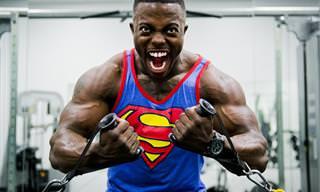 12 ציטוטים מצחיקים על כושר, ספורט ופעילות גופנית