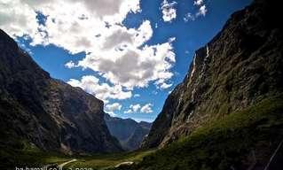 הכבישים המרהיבים בעולם חלק ב - פנטסטי!