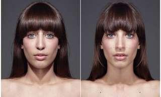 הא-סימטריה של הפנים האנושיות