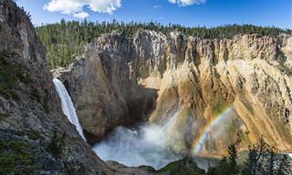 """16 שמורות טבע מרשימות במיוחד מרחבי ארה""""ב"""