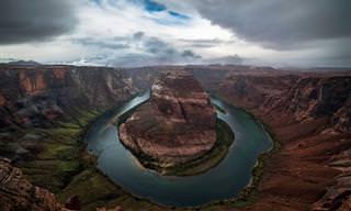יבשת צפון אמריקה מעינו של הצלם גידו דיאנה