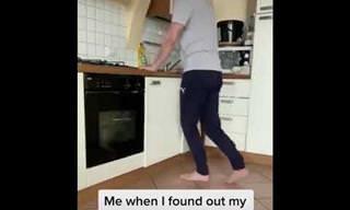 הדרך הכי מצחיקה להביא את ההליכון מחדר הכושר הביתה!