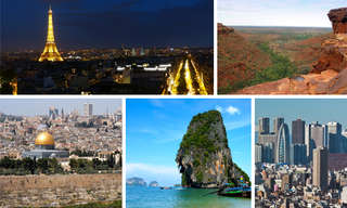 בחן את עצמך: באיזו מדינה הכי מתאים לך לחיות?