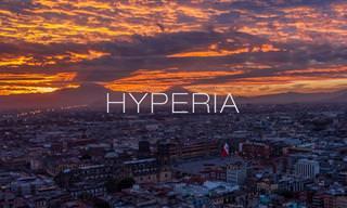 צפו בנופיה המדהימים של מקסיקו סיטי התוססת