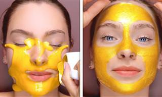 26 טריקים נפלאים שיעזרו לעורכם ולשיערכם להיראות נפלא!