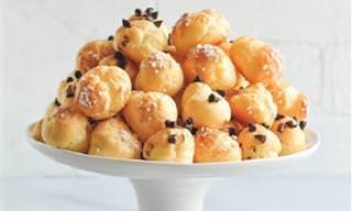 מתכון צרפתי נהדר לעוגיות שוקט טעימות ונהדרות