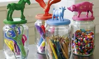 18 דרכים לשמירה על סדר בכל הנוגע לילדים