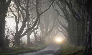 צפון אירלנד - נופי טבע מהאגדות!