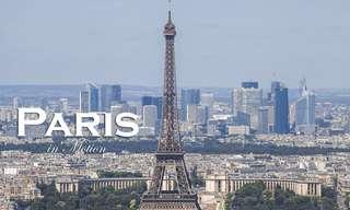 פריז בתנועה - טיול בבירה הכי רומנטית שיש!