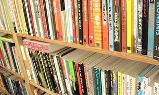 מאגר ספרים עצום