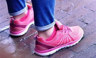 כך תבדקו בקלות איזה סוג נעלי ספורט מתאים עבורכם