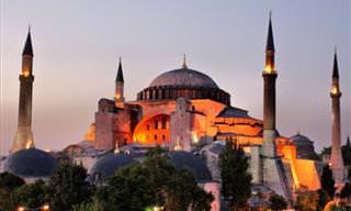 15 המבנים העתיקים בעולם שעדיין פעילים בימינו