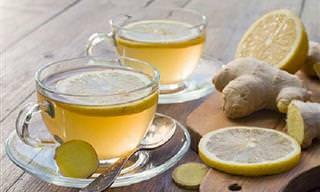 6 מתכונים פשוטים להכנת משקאות שנלחמים בהצטננות ביעילות
