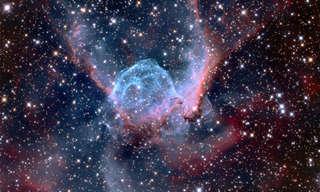 17 תמונות חלל ואסטרונומיה מדהימות