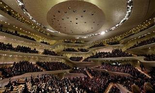 אולם הקונצרטים החדש בהמבורג מרהיב ביופיו, כמו גם באקוסטיקה שלו