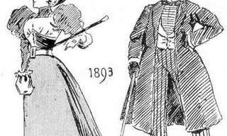 תחזית אופנה של המאה ה-20