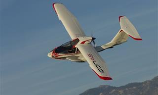 האייקון A-5: המטוס האישי שאולי יהיה לכולנו בעתיד