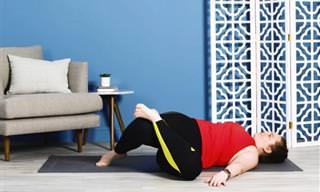 8 מתיחות מומלצות לשיפור הגמישות ומניעת כאבים ממאמנת מקצועית