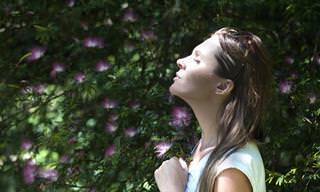 נשימה מודעת: רגיעה מיידית לגוף באופן טבעי