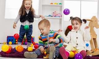 איך להעסיק ילדים בהצלחה ובהנאה