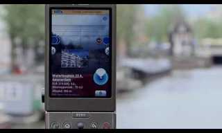 העתיד כבר כאן - אפליקציה חדשה לטלפונים ניידים