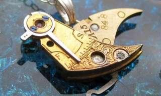 תכשיטים ועיצובים משעונים ישנים
