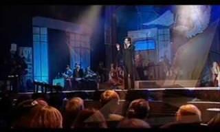 ביצוע מרגש ביידיש ל-My Way של פרנק סינטרה