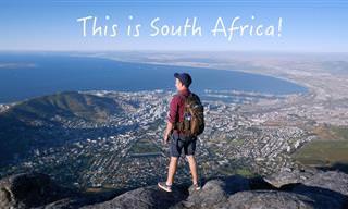 זאת דרום אפריקה: טעימה קטנה ממדינה עם יופי טבעי עוצר נשימה