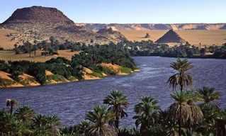 אגמי אוניאגנה - נווה המדבר של צ'אד!