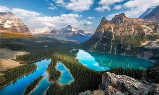 11 ערים ופארקים בקנדה שכדאי להכיר ולבקר