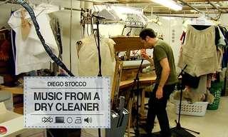 מוסיקה מכובסת - פרויקט יצירתי!