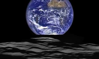 """14 תמונות חלל מפתיעות ומרתקות מהארכיון של נאס""""א"""