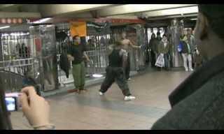 הרקדנים המעולים של המטרו בניו יורק