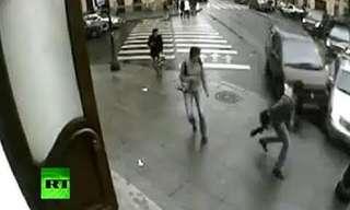 הבחור שניצל בנס מתאונה